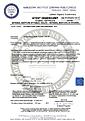 Certifikát Atest Hygieniczny